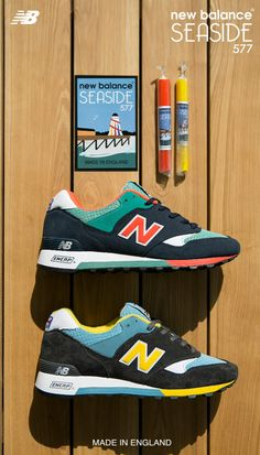 New Balance 577 Seaside