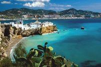 Ibiza, Balearic Islands, Spain.