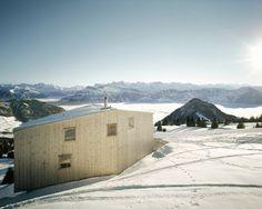 holiday house | AFGH Architects | Rigi mountain, Switzerland