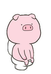 Love You Gif, Cute Love Gif, Cute Cartoon Characters, Cartoon Gifs, Animated Emojis, Cute Animal Quotes, Cute Piglets, Random Gif, Funny Pictures Can't Stop Laughing