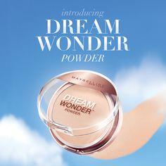 Powder gets a makeover with revolutionary Dream Wonder.