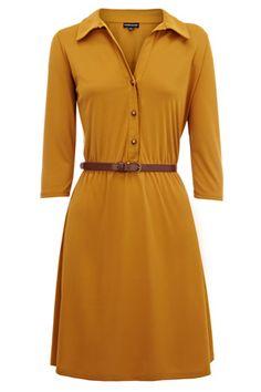 Warehouse crepe shirt dress £45