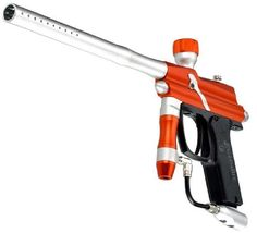 Special Offers - Azodin 2011 Blitz Electronic Paintball Gun  Orange/Silver - In stock & Free Shipping. You can save more money! Check It (July 08 2016 at 04:07AM) >> http://airsoftgunusa.net/azodin-2011-blitz-electronic-paintball-gun-orangesilver/