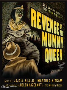 vintage movie posters | Those vintage movie posters from the 40's had the coolest look, I ...