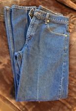 Men's Jeans Levis 34 X 32 Regular Fit Straight Leg 505