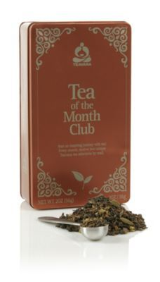 Each month you (or your gift recipient) will receive 2oz of two different Teavana teas chosen specifically because they taste great individually or when blended together.