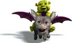 Fiona Y Shrek, Donkey And Dragon, Shrek Character, Pixar, Shrek Donkey, Disney Characters Costumes, Shrek Memes, Beloved Movie, Kawaii