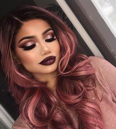 Love this color hair