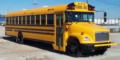 Freightliner FS65 Carpenter School Bus