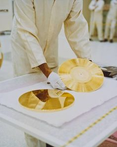 1977 NASA Voyager Golden Record