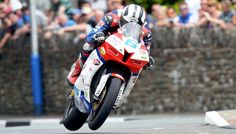 Isle of Man TT: Watch thrilling Dunlop video as event nears | startrescue.co.uk