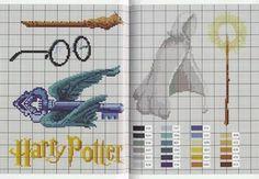 Harry Potter xstitch