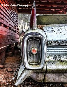 Old Cadillac  © Celena Holden Photography All Rights Reserved