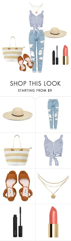 """""""Fourth of July BBQ"""" by ellebean5 ❤ liked on Polyvore featuring Topshop, Phase Eight, WithChic and Miu Miu"""