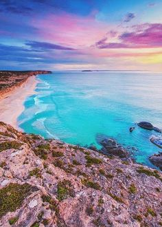 West Cape, Yorke Peninsula South Australia. travel destination. beautiful nature