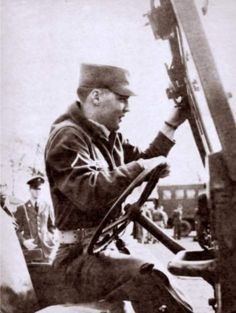 Elvis in the army in Germany in 1959.