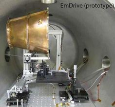 "The concept of EmDrive was basically introduced by Roger Shawyer, an aerospace engineer in 2001 and promotes the concept through his company ""Satellite Propulsion Research LTD (SPRLTD)""."