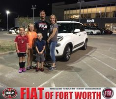 #HappyBirthday to Stephen Shorter from Everyone at Holt Fiat of Fort Worth!