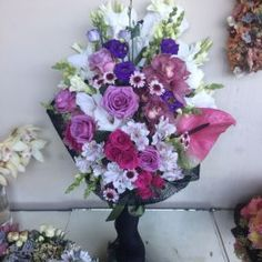 Funeral :: Bouquet :: SKT003 Funeral Bouquet, Floral Wreath, Wreaths, Image, Home Decor, Homemade Home Decor, Flower Crowns, Door Wreaths, Deco Mesh Wreaths