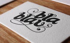 biz card, Nice Graphic Design Studio :)