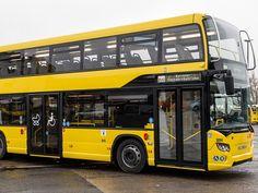 wazzup2!Doppeldecker-Bus vom Typ Scania Citywide LF-BVG Berlin
