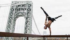 Beautiful Yoga Poses in Famous Cities – Fubiz Media