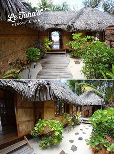 Le Taha'a Resort and Spa. Possible honeymoon destination???