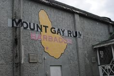 Mt. Gay Rum, Barbados  Taken by T. Dembek www.team.travel