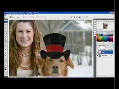 How to use the Warp Tool in Photoshop or the Liquify Filter in PSE