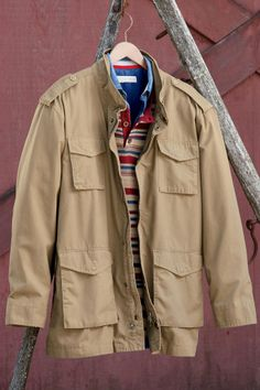 Rugged Ranchero Jacket