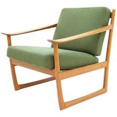 Lounge Chair by Peter Hvidt & Orla Molgaard Nielsen, Denmark, 1961