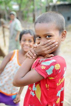 Smile from bangladesh