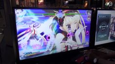 BLADE ARCUS from Shining EX: New Character Misty Gameplay