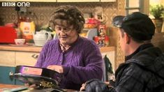 Mrs Brown's Christmas Biscuits - Mrs Brown's Boys - Christmas Special - ...