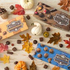 We're always thankful for Delecto Chocolate Box, Chocolates, Thankful, Canada, Sugar, Cookies, Desserts, Food, Crack Crackers