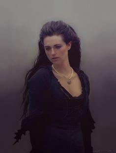 Katie McGrath - Morgana Le Fay