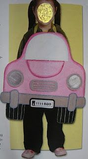 car costume