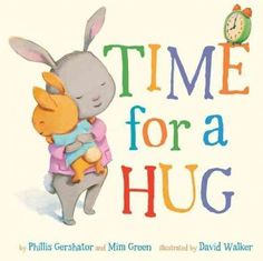 A hug feels good. Let's hug again. We'll hug at nine. We'll hug at ten. When is it time for a hug? Anytime! This feel-good picture book assures kids there's plenty of love to go around-the-clock. From