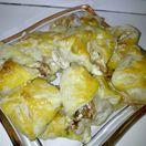 Šarišský jablkový koláč - Dobrú chuť - internetová kuchárka Potato Salad, Potatoes, Meat, Chicken, Ethnic Recipes, Food, Potato, Essen, Meals