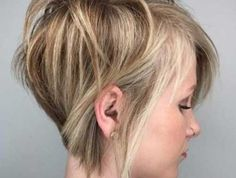 Short Hairstyles for Straight & Fine Hair