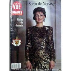 Point De Vue Images Du Monde N° 2192 Du 02/08/1990 - Sonja De Norvege - Reine De Demain.