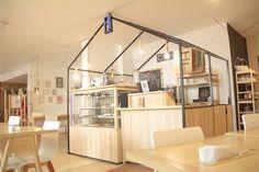Interiorismo para adultos y niños en un restaurante original