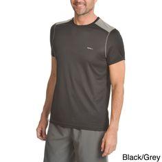 Seduka RPX Men's Grey Cool Tex Shoulder Insert T-shirt