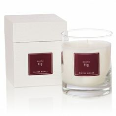 Oliver Bonas Scented Candle