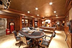 70 Awesome Man Caves In Finished Basements And Elsewhere - Page 14 of 14 - Home Epiphany