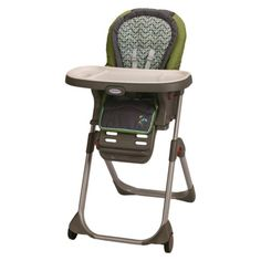 Graco DuoDiner Highchair - Monroe  Found @ Target. Online Item # 14243403  Store Item # 030-09-2507