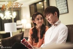 Zhao Li Ying and Hans Zhang are Adorable in the Rom-com C-drama Boss & Me Chinese Tv Shows, Korean Tv Shows, Drama Taiwan, Kdrama, Zhao Li Ying, Boss Me, Best Dramas, Korean Dramas, Chinese Movies