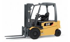 CAT, for when the load is heavy!