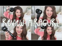 RachReviews | Rusk / Babyliss Pro MIRACURL (includes demo!)