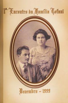 FamiliaTofan/Luiz Tofani,filho do casal Antonio Tofani e Maria Eliza Franzini Tofani,imigrantes italianos originários da cidade de Lucca que vieram para o Brasil.